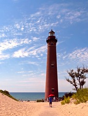 Little Sable Lighthouse, 4/4