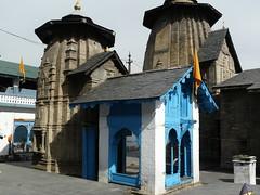 Radha Krishna and Lakshmi Narayan temples