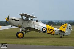 G-BURZ - K3661 - 41H-59890 - Private - Hawker Nimrod II - 110710 - Duxford - Steven Gray - IMG_8395