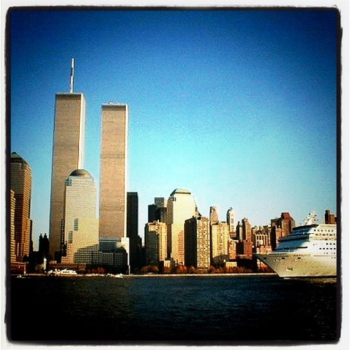 From flickr.com: World Trade Center , New York , USA {MID-141544}