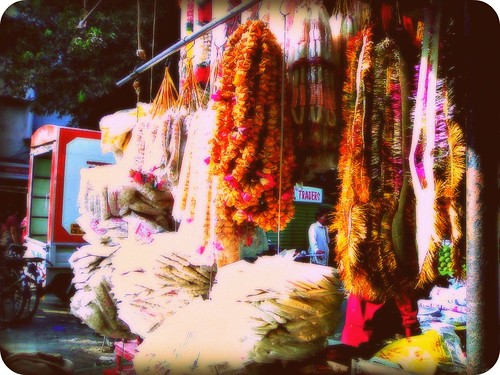 Puja supplies