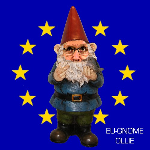 EURO GNOME OLLIE by Colonel Flick