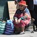 Una bellissima signora in Salvador de Jujuy