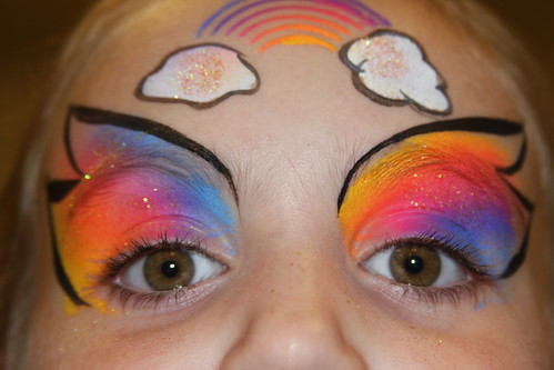 Big Rainbow Eyes Sept 2011