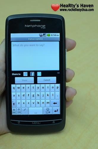 Smart Netphone Status Update