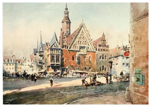 019-Ayuntamiento de Breslau-Germany-1912- Edward y Theodore Compton ilustradores