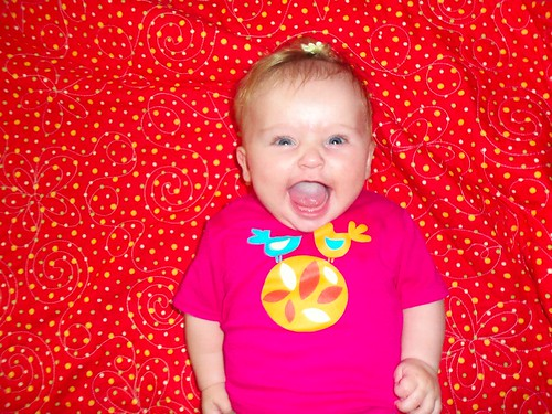 happiest! baby! ever!