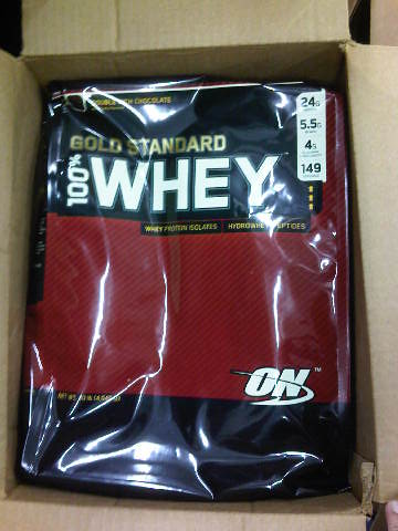 Optimum Nutrition Gold Standard Whey 4.7kg R980