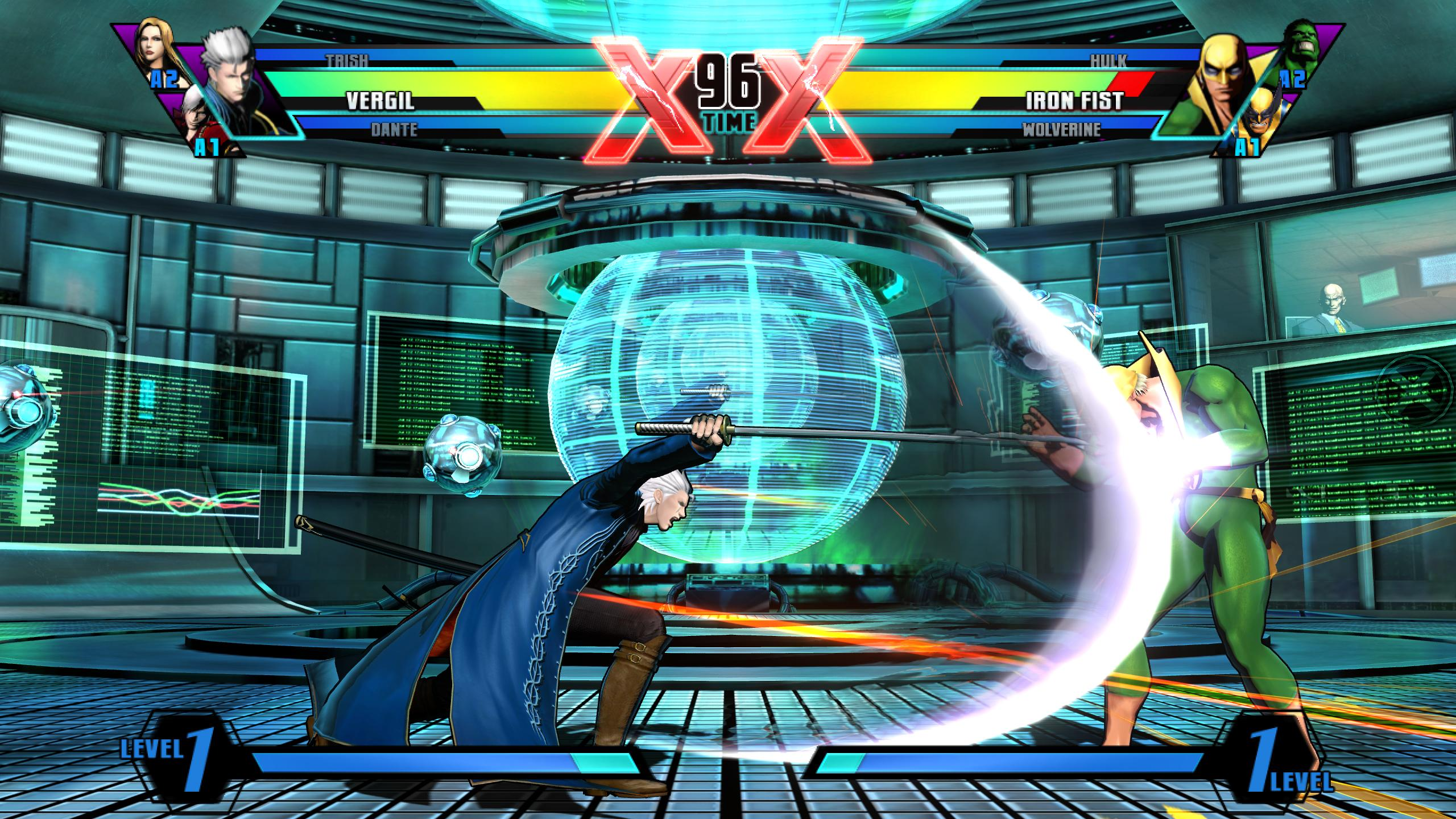 Vergil dans Ultimate Marvel vs. Capcom 3 6150580471_a639936849_o