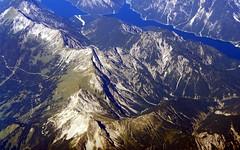 flight home 14 Ups-Daniel (WeatherMaker) Tags: alps austria europe aircraft flight aerial fromabove lookingdown a319 barcelonatoberlin