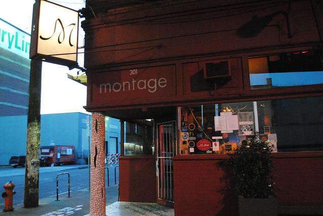 montage restaurant