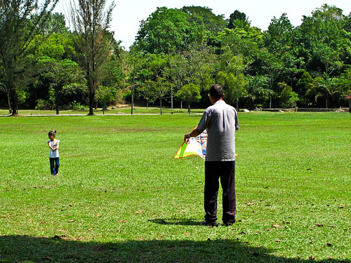 IMG_0569 Flying Kite , 放风筝,Polo Ground ,Ipoh