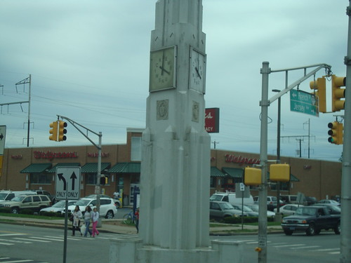 New Brunswick clock