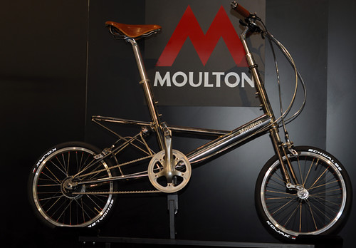 Moulton Cycles, Limited Edition Stainless