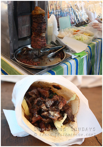 Legazpi Sunday Market: Shawarma