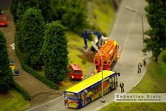 Miniatur-Wunderland (Sebastian Stein) Tags: hamburg eisenbahn landschaft modell miniaturwunderland modellbahn hansestadthamburg modelllandschaft