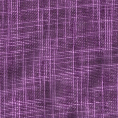 Purple dress fabric wrong side