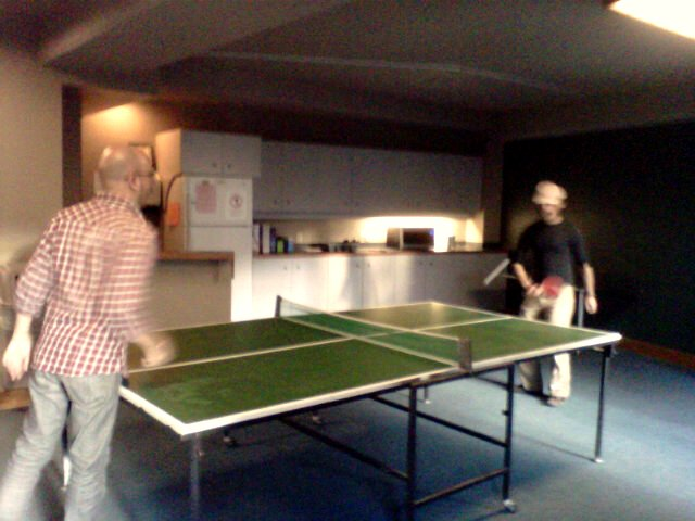 more ping pong