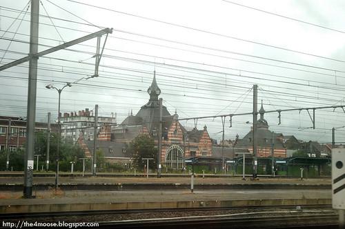Brussels - Gare de Schaerbeek