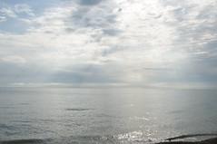 Heaven and earth (violetflm) Tags: landscape il lakeshore highlandpark fortsheridan openlands d300s openlandslakeshorepreserve d3s8494