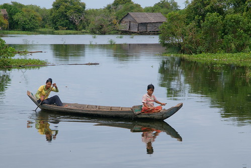 Cambodian small-scale fishery, photo by Jamie Oliver, 2008