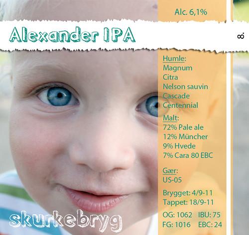 Alexander IPA