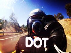 Lake Creek_33 (katiekapow) Tags: reflection oregon helmet highcontrast highsaturation lakecreek motorcycleride historictown
