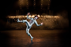 Picture credit : Matt Beard; Costume credit : Dominique Lemieux. ©2011 Cirque du Soleil