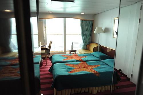 balcony class cabin