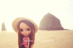 Mimi at Cannon Beach