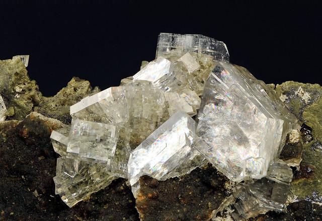 沸石グループ - 結晶美術館