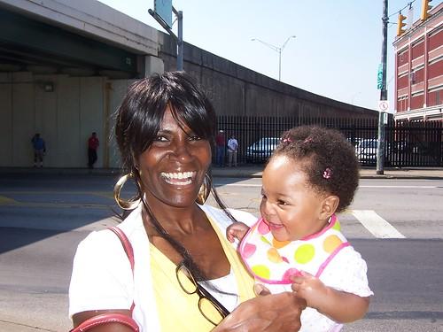 Kimberly Jackson Morris & Jamira Jamison