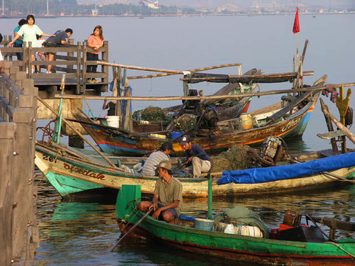Small-scale fisheries, Indonesia, photo by Jamie Oliver, 2008