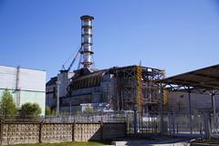 chernobyl nuclear plant sarcophagus