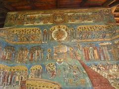 Mosteiro de Voronet, Roménia