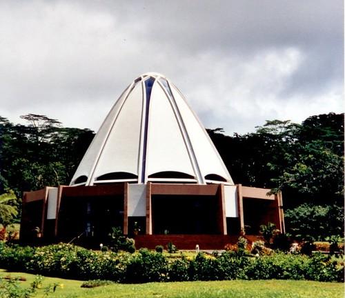 Samoa - Baha'i Temple