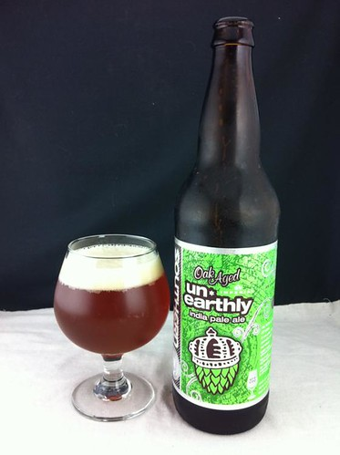 6166199538 f4caf79010 Southern Tier Brewing Co   Oak Aged Unearthly *