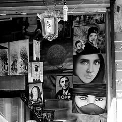 Gallery, Hanoi (ndnbrunei) Tags: blackandwhite bw 120 6x6 tlr film rollei cord southeastasia kodak bn vietnam hanoi xenar rolleicord analoguephotography rolleigallery ndnbrunei tmy2 kodak400tmy2 50yearoldcamera ilovemyrolleicord