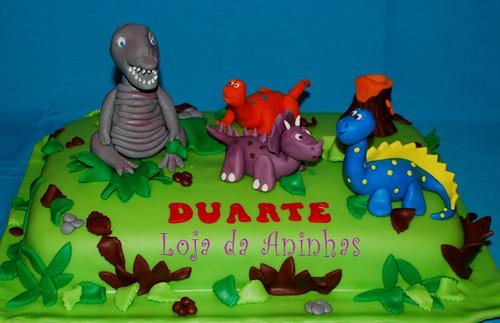 Bolo Dinossauros by Aninhas_lisboa