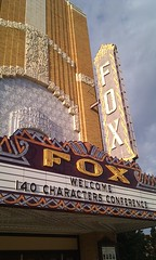 Thank you, Hutchison and the Fox, for another amazing #140conf SmallTown