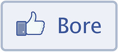 Facebook Bore Button