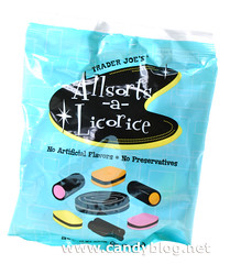 Trader Joe's Allsorts a Licorice
