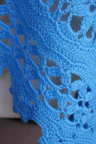 Midsummer's night shawl