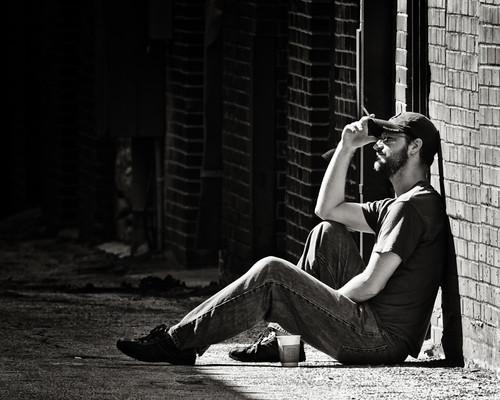 Break in the sun
