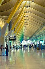 Barajas (Charlotte2lost) Tags: madrid airport aeroporto flughafen aeropuerto lufthavn terminal4 공항 barajas 機場 aéroport 空港 机场 สนามบิน аэропорт مطار lentokenttä havaalanı flygplatsen αεροδρόμιο נמלתעופה हवाईअड्डे