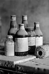 still life in the distillery (Alberto Dati) Tags: blackandwhite italy stilllife abandoned film nikon nikkor nikonf2 distillery taranto naturamorta 105mm photomic albertodati bwfp