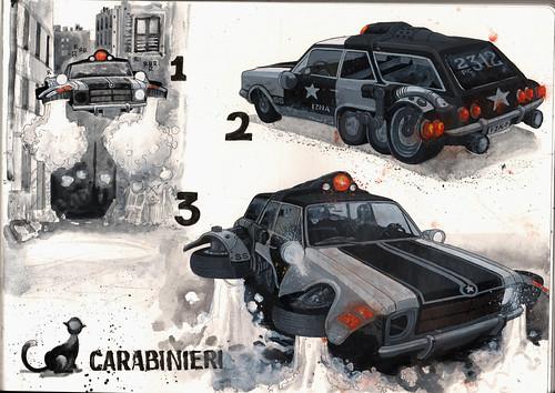 car-abinieri