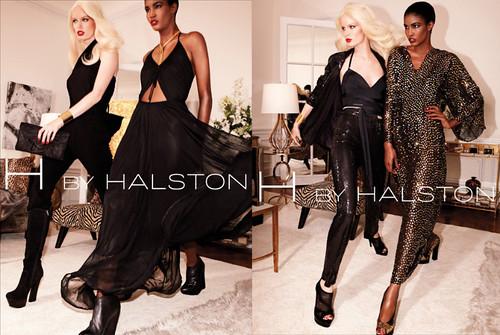 Halston Campaign Spring 2012