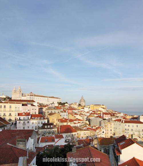 lisbon city view 2