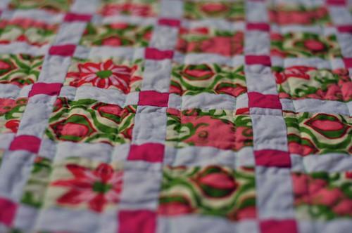Sissy's quilt
